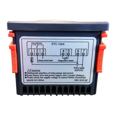 ترموستات-ترمومتر-STC-100A