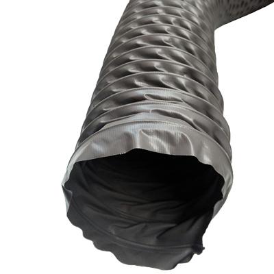 لوله-خرطومی-برزنت-معدنی در هوا کنترل