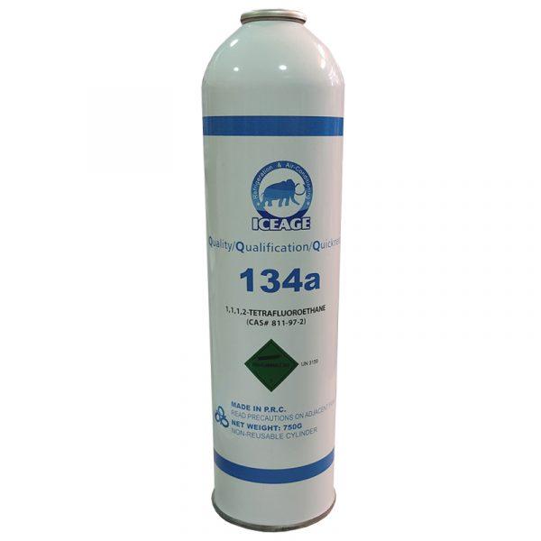 گاز 1 کیلویی R134a آیس ایج